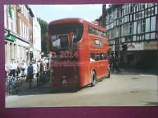 PHOTO  EDS 300A YORKSHIRE BELLES AEC ROUTEMASTER