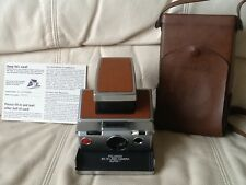 Polaroid SX-70 Alpha 1 Land Camera-Fully Tested&Working-Excellent-Ships Today