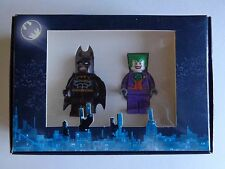 SDCC 2008 Lego Batman And Joker Minifigure 2 Pack Mint Condition