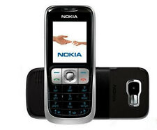 Unlocked Nokia 2630 GSM FM radio Bar Cell Phone Black