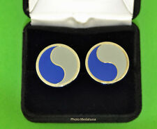 29th Infantry Division - Army National Guard Cufflinks - ANG DIV
