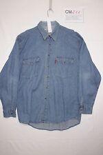 Camicia carrera boyfriends (Cod.CM211) Tg XL Uomo usato jeans