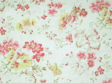 CLEARANCE! Cottage Shabby Chic Lecien Durham Quilt Fabric Anew Cream BTY