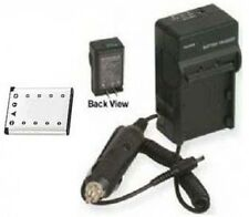 Battery + Charger for FUJI FujiFilm JX350 JX355 JX255 JX300 JX305 JX295 Z950 EXR