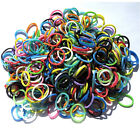 NEW 600 Scented Mix Colors-Solid Loom Rubber Band Refill Pack - 24 C-CLIPS