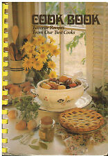 *MEDFORD OR 1985 VINTAGE *FIRST CHURCH OF THE NAZARENE COOK BOOK *OREGON RECIPES