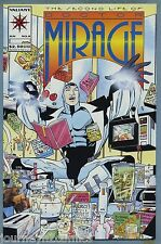 The Second Life of Doctor Mirage #8 1994 Valiant Comics B