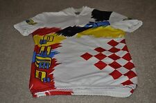 VINTAGE PUMA CYCLING JERSEY MENS SIZE S