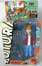 "Futurama Philip J. Fry 6"" Action Figure Toynami 2009 Adult Collector Toy in Box"