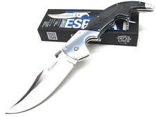 COLD STEEL Black LARGE ESPADA Straight CTS-XHP Folding Pocket Knife! 62NCL