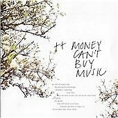 MONEY CAN'T BUY MUSIC The Universe For Beginners CD   New & Sealed