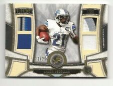 Ameer Abdullah 2015 Topps Supreme RC Multi-Color QUAD PATCH #13/25 Lions FREE SH