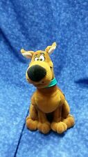 "Scooby Doo plush squeezable doggie 9 "" on sitting position"