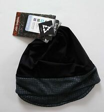 NEW Turtle Fur Polartec Thermal Pro Grid Apres Slouch Hat Visor Beanie NWT Black