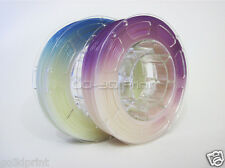 UV Sunlight Color Change PLA 3D Print Filament Mini Value Pack 1.75mm 2x 225g