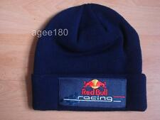 RED BULL BEANIE/SKI HAT -  2010,2011 & 2012 F1 Constructors W/Champ - B/New