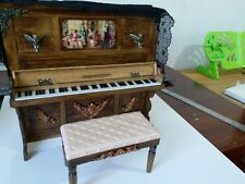 Doll Furniture Piano & Bench~ 1/6 scale Barbie Silkstone Royalty