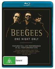 Bee Gees: One Night Only NEW B Region Blu Ray