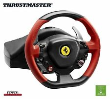 ThrustMaster Ferrari 458 Spider Racing Wheel for Xbox One (FLF-00249) -