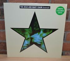 THE JESUS AND MARY CHAIN - Automatic, Limited 180Gr GREEN COLORED VINYL LP New!