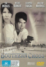 SOUTHERN CROSS Esai Morales / Michael Ironside DVD - All Zone