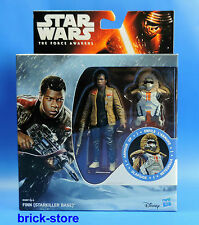 HASBRO STAR WARS  EPISODE 7 /  B3887 / FINN ( STARKILLER BASE)