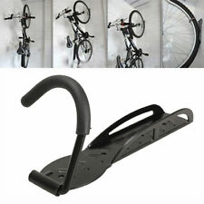 Bicycle Mountain Bike Storage Demo Wall Mounted Rack Stands Hanger Hook Black