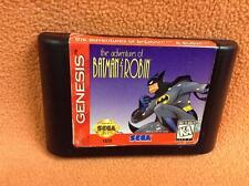 Adventures of Batman & Robin Sega Genesis Game FREE SHIP!