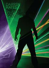 DARREN HAYES - THE TIME MACHINE TOUR: DVD & CD SET (October 2nd 2015)
