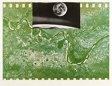 PETER SYLVESTER - SICHTEN DES BAIKALS - DELTA II - Lithografie & Offset 1977