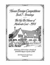 House Design Competitions, Book 7 Drawings - The Hy-Tex House of Moderate Cost