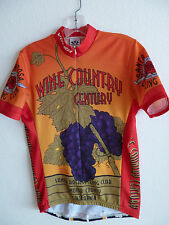 Voler Team Apparel  Cycling Biking  Jersey  Wine Country Sonoma Grover Bch CA  S