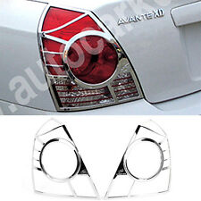 Chrome Tail Lamp Cover Garnish Molding K-541 For HYUNDAI 2001-2006 Elantra / XD