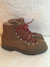 Calzaturificio The Alps by Fabiano Extreme Hiking Mountaineering Boots Size 11 M