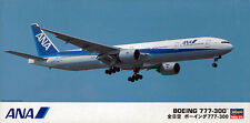Hasegawa 10 ANA All Nippon Airways Boeing 777-300 1/200 Scale Kit