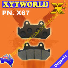 REAR Brake Pads for Honda NSR 250 RG (MC16-100) 1986