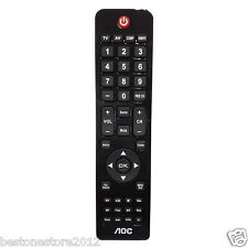Brand New AOC TV Remote Control 98GR7BDBNEACD for LC32W063 – FREE SHIPPING