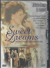 SWEET DREAMS THE STORY OF PATSY CLINE Jessica Lange Ed Harris Crazy NEW HBO DVD