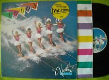 GO GO'S album VACATION 33T 12 TRACKS 1982 TBE HOLLAND PORT A PRIX COUTANT