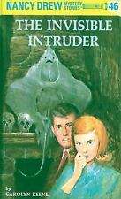 The Invisible Intruder (Nancy Drew, No.46) Keene, Carolyn Hardcover