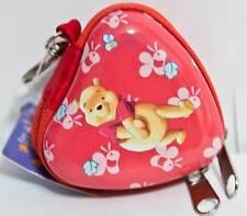 Disney Winnie the Pooh Mini Heart Shape Tin Coin Purse