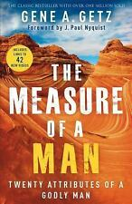 Getz  Gene A.-Measure Of A Man  The  Rev. Ed.  (UK IMPORT)  BOOK NEW