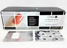 FOIL Nail Gel REMOVER WRAPS 250 ct ( for use with Shellac & Brisa Lite)-Cnd