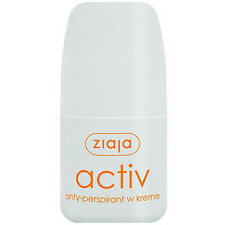 ZIAJA ACTIV Antitranspirant-Creme ROLL- ON DEODORANT 60 ml