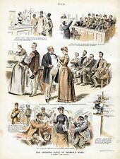 COURTROOM JUDGE LAWYER MIXED JURY INSURANCE AGENT PHYSICIAN WOMEN IN WORK FORCE