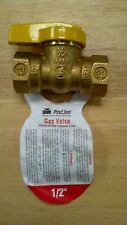 "GAS VALVE, SHUT OFF VALVE, 1/2"" NPT, UL, 1/4 TURN BALL VALVE, GAS, PROPANE"