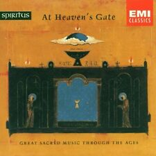 At Heaven's Gate:  Schutz, J S Bach, Mozart and Haydn (1997) CD