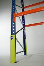 RACK ARMOUR, the best pallet racking protection you can buy..!! Saftey.!!!!