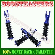 Coilover Suspension Kit Honda Civic/CRX 88-91 BLUE