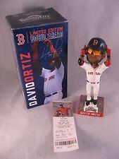 David Ortiz Big Papi 2014 Limited Edition Bobblehead w Ticket Stub - New In Box